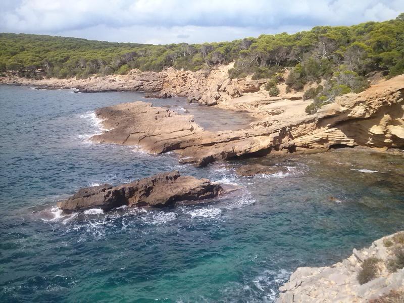 Grotta del Bacio e Spiaggia dei Francesi Cam02014