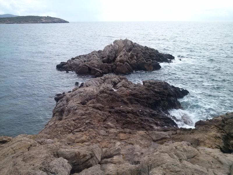 Grotta del Bacio e Spiaggia dei Francesi Cam02018