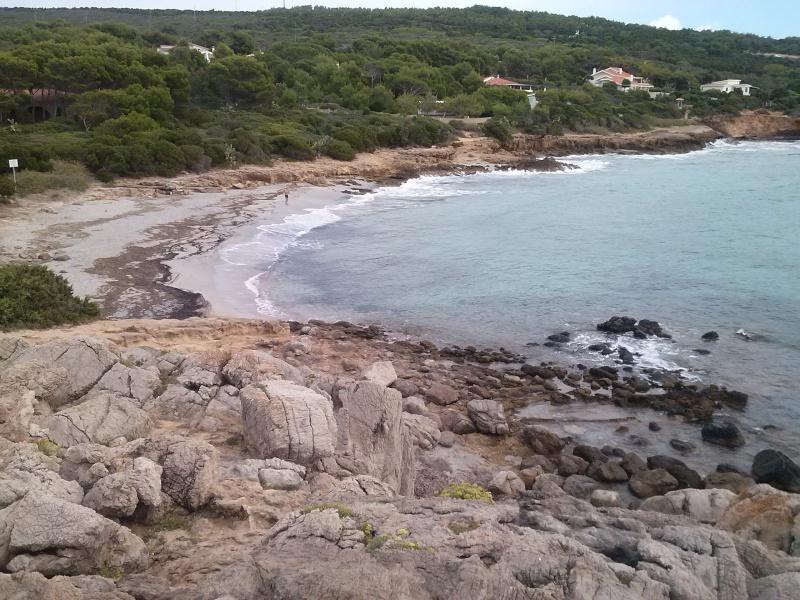 Grotta del Bacio e Spiaggia dei Francesi Cam02019