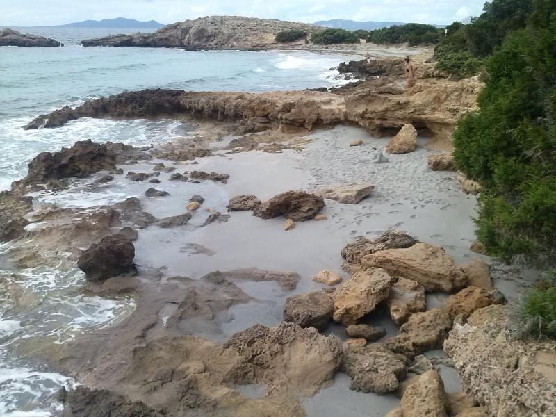 Grotta del Bacio e Spiaggia dei Francesi Cam02111