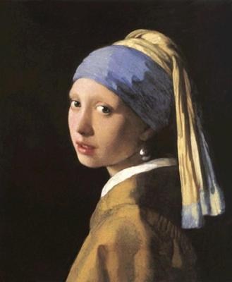 La ragazza con l'orecchino di perla. Jan-ve11