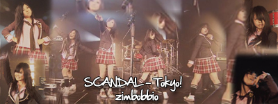 SCANDAL×TSUTAYA Lifestyle CONCIERGE - Exclusive SCANDAL Items - Page 3 Tokyos10