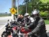 De moto na Estrada