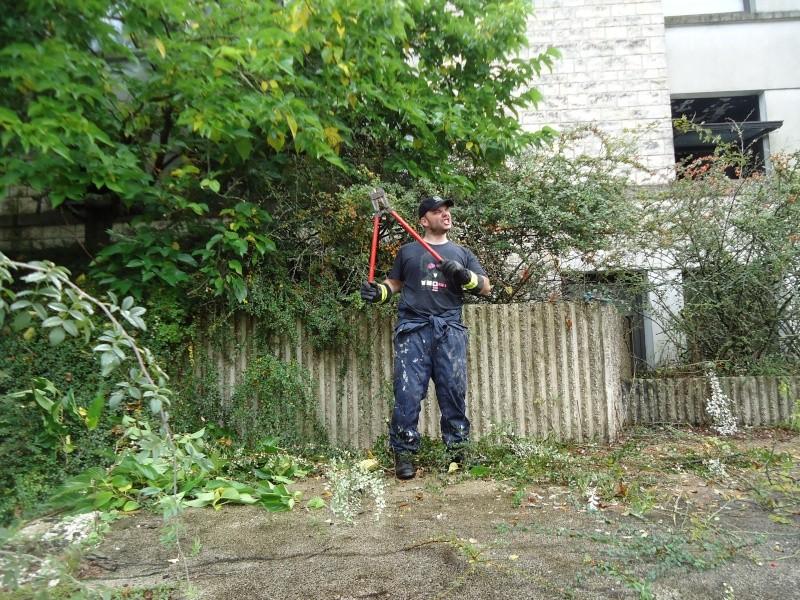 Opération Cleaning Amphi Dsc00411