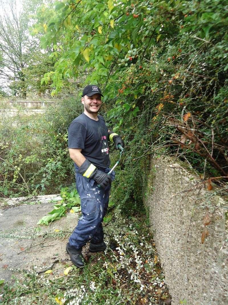 Opération Cleaning Amphi Dsc00413