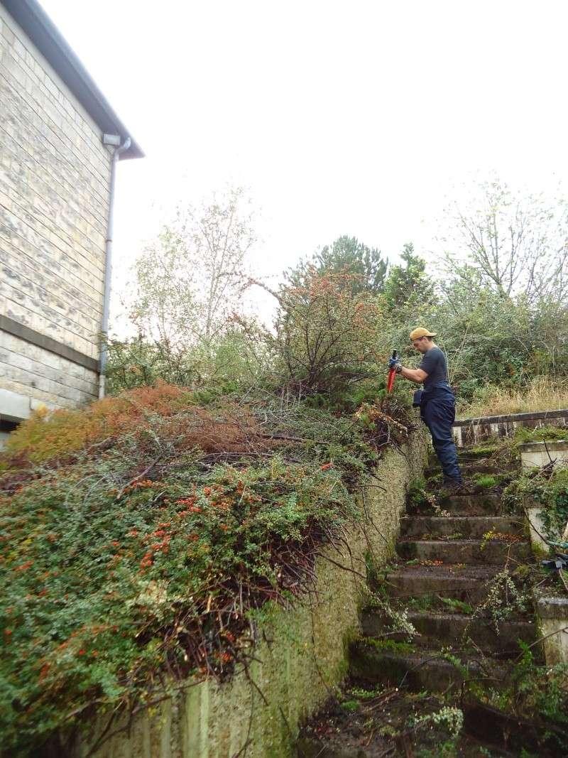 Opération Cleaning Amphi Dsc00417