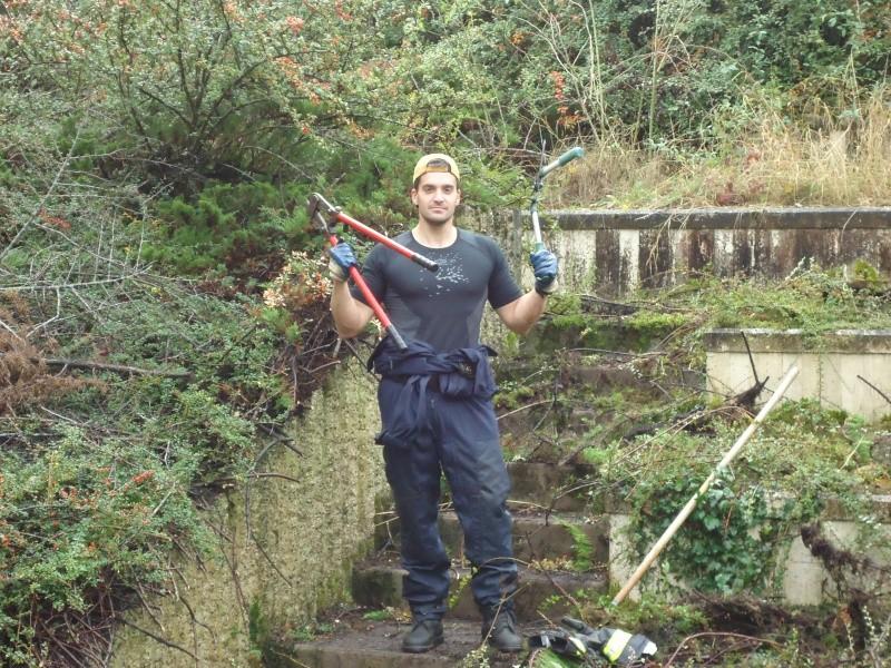 Opération Cleaning Amphi Dsc00421