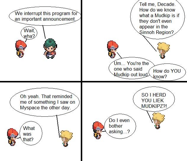 HG's Sprite Comic. Advent19