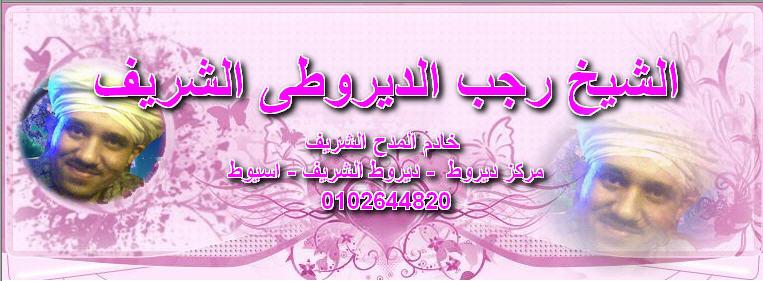 الشيخ رجب الديروطى
