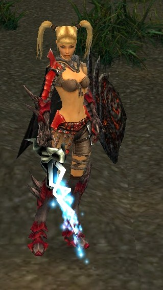 Post your favourite Warrior armor! Shin11