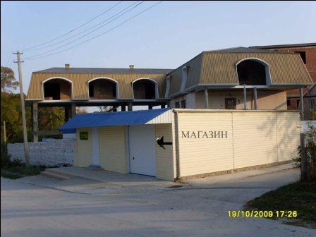 Продается домовладение и недостроенная гостиница в р-не Голубой волны 3doddd10