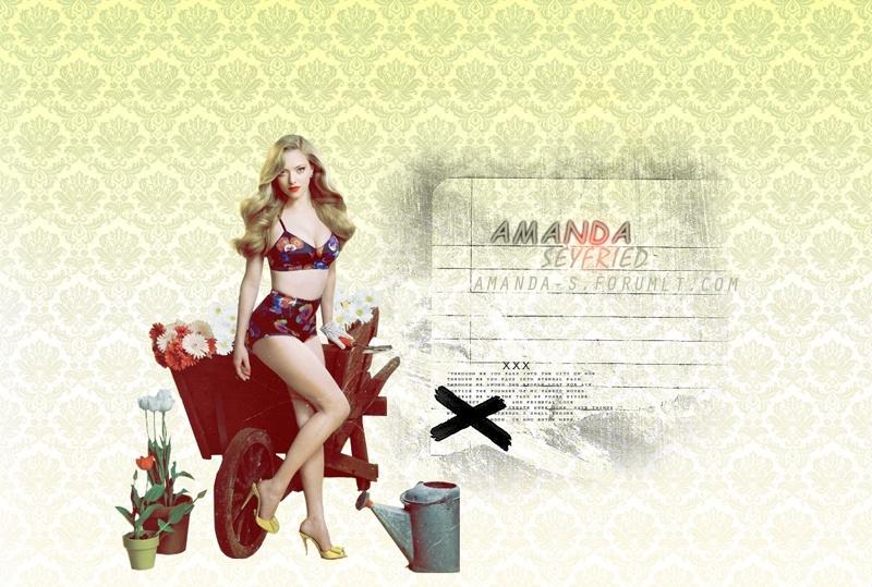 Amanda Seyfried fanų forumas
