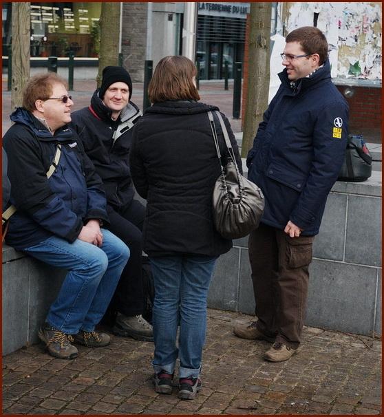 Sortie 3ème anniversaire le 16 janvier 2011 à Marche en Famenne : Les photos d'ambiances - Page 2 Marche13