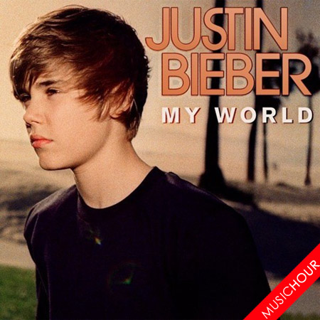 JUSTIN BIEBER - My World Justin10