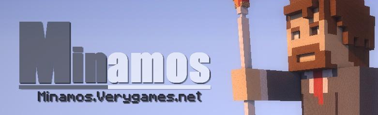 Minamos - Serveur PVP/Survival
