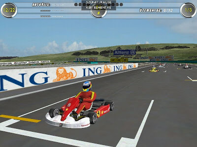 F1 Challenge Go Kart Desafío by SMT (2009 - 2010) Download Grab_012