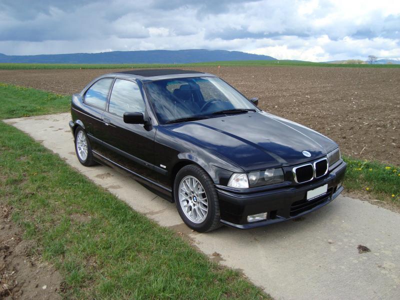 BMW 323  E36 Compact ti 323ti10