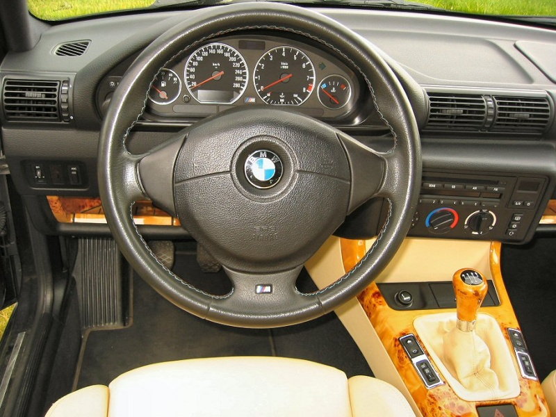 BMW 323  E36 Compact ti Bmw_3211