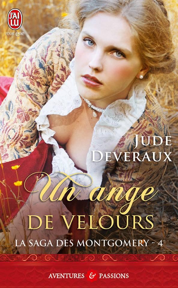DEVERAUX Jude - LES MONTGOMERY ET LES TAGGERT - Tome 4 - Un Ange de Velours (Moyen Age) Devera10