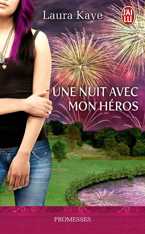 KAYE Laura - MON HEROS - Tome 2 : Une nuit avec mon héros Laura_10