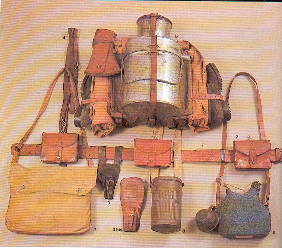 Accessoires Soldat français ww2 Quip2p10