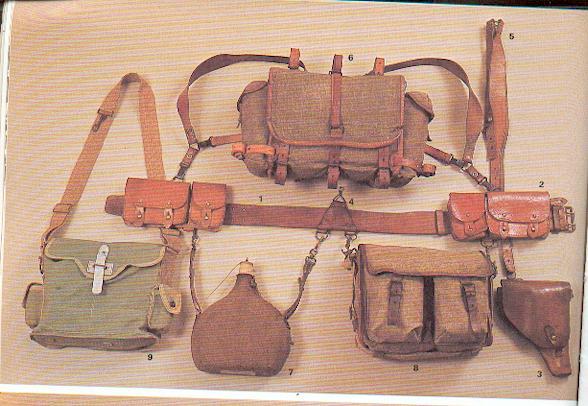 Accessoires Soldat français ww2 Quipe110
