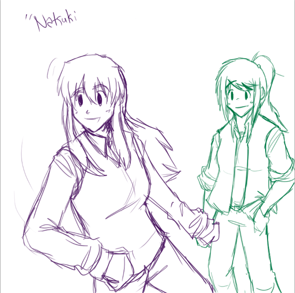 Hurrah For Konaxookami's Mai-Series and yuri-Art!  - Page 3 Screen10