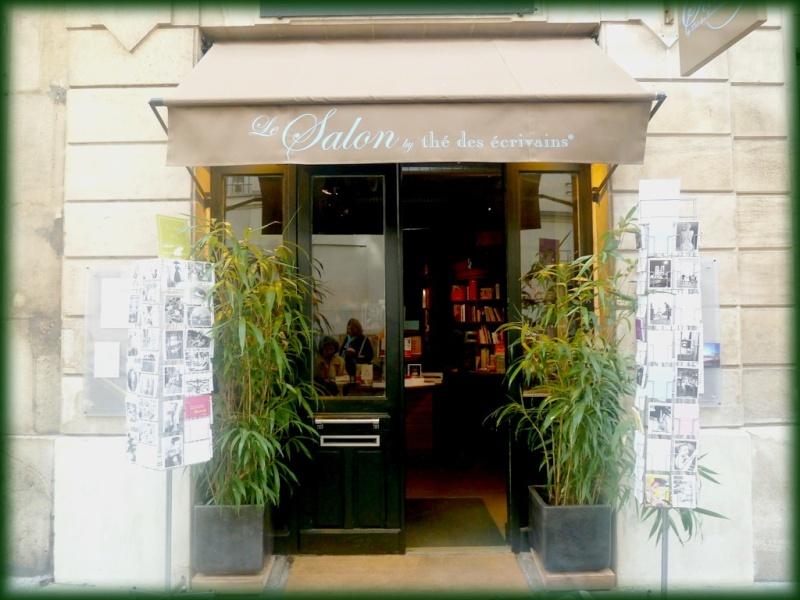 """Salon by """"Le Thé des Ecrivains"""" P1050810"""
