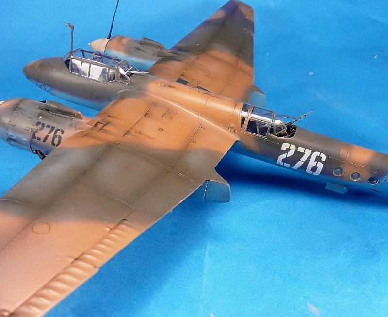 TU 2 T xuntong model 1/48 Sam_7161