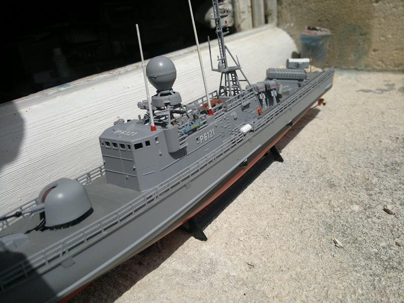 Schnellboot Gepard -Revell 1/144- 06082015