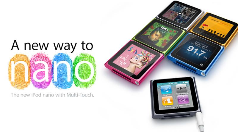 Ipod Nano 2010 Nano10