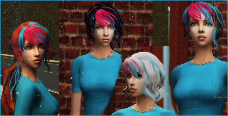 Peggy 04669 Hair Recolor Untitl10