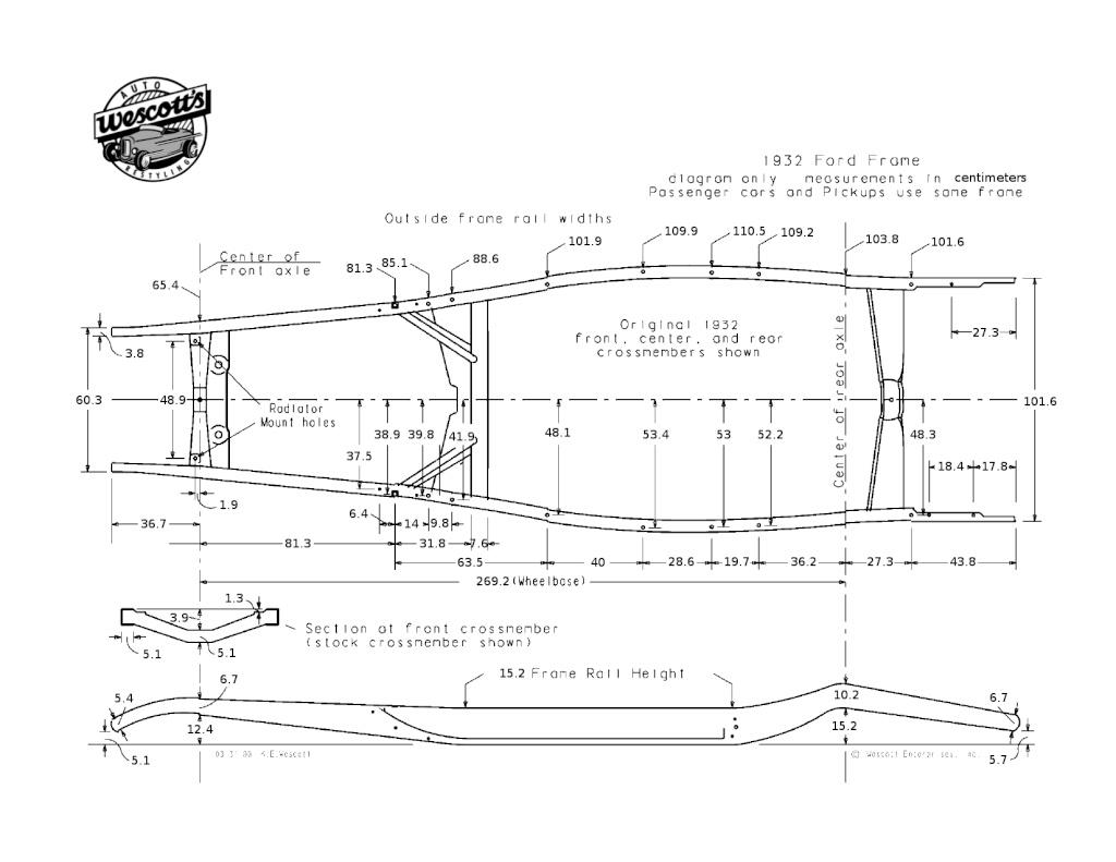 Pour vous : plans de châssis de Ford 32 en cms 32_en_10