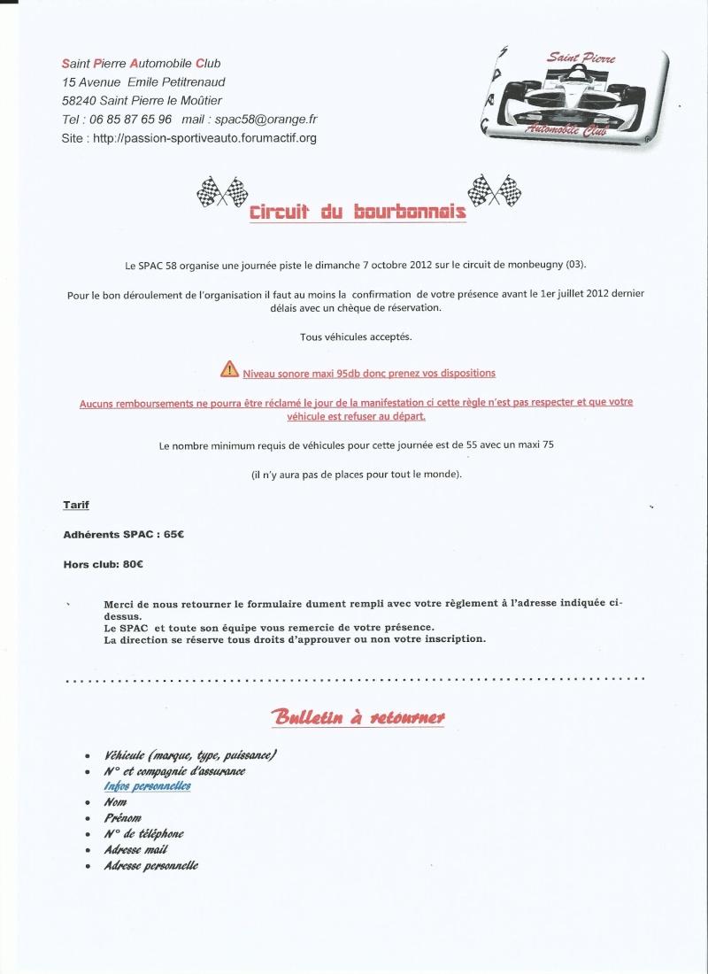 Le SPAC 58 au bourbonnais 7 octobre 2012 Bourbo10