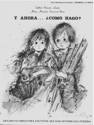 """LIBRO """"¿Y AHORA... COMO HAGO? - Libro para trabajar pérdidas y traumas con niños Portad10"""