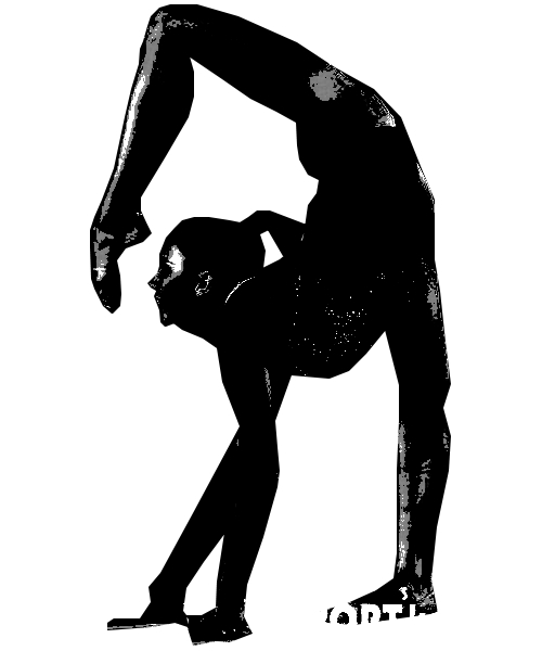 Nouveau : Jeu de silhouette Sans_t10