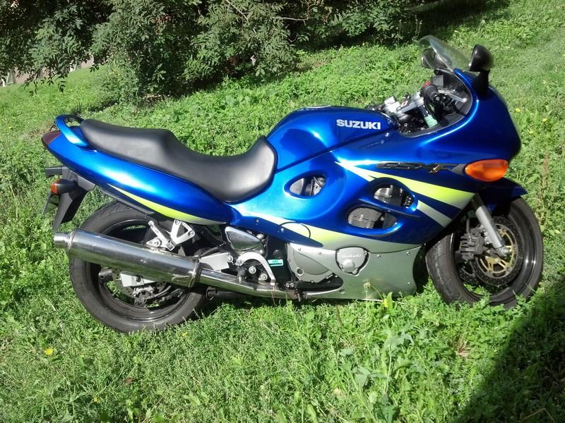 [vendue] 600 GSXF 2002 20000 Km / 2200€ 2012-010