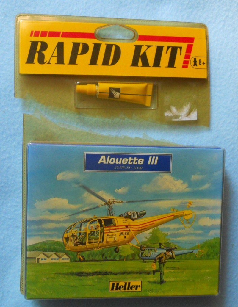 Alouette III échelle 1/100ème Alouet10