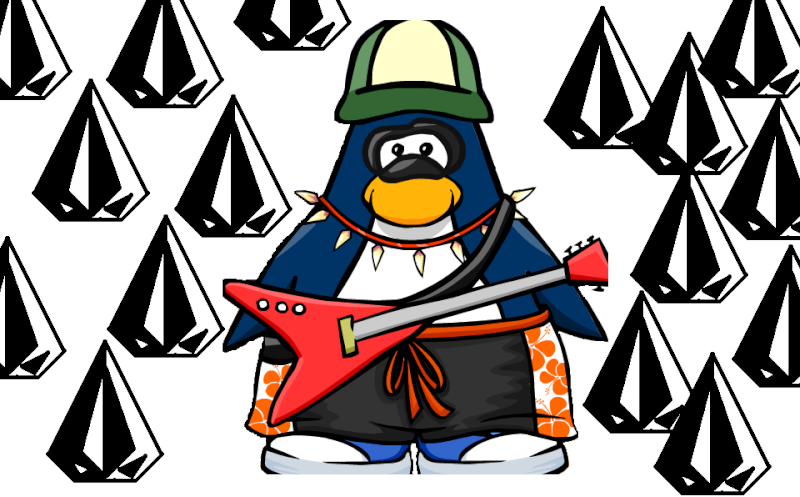 Favorite outfit on Club Penguin? 110