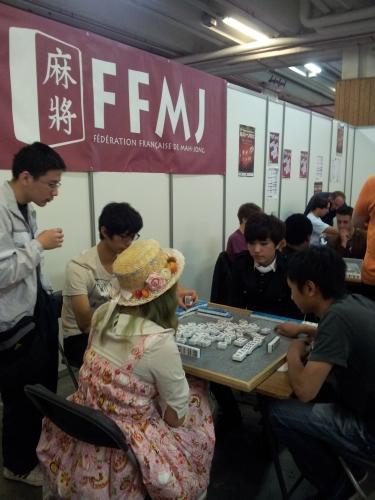 Paris Manga : 14e Edition du 15-16 septembre 2012. 20120913
