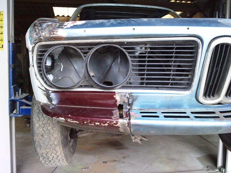 Bmw E9 restauration  P1309110