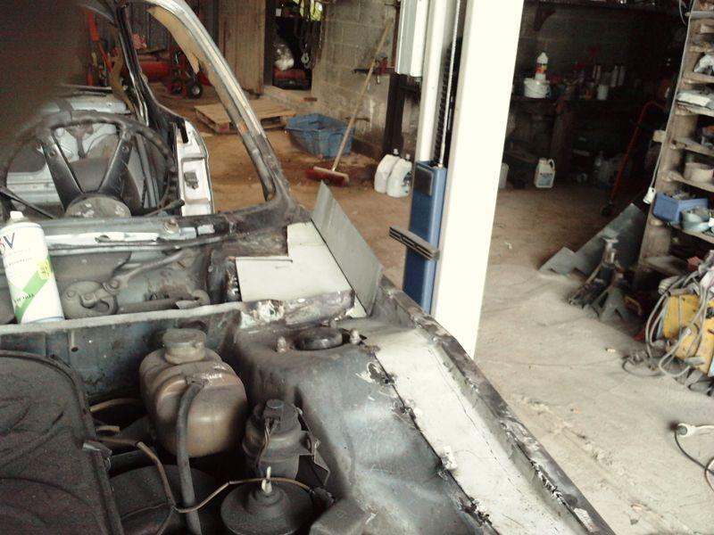 Bmw E9 restauration  P1409110