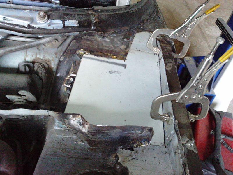Bmw E9 restauration  P1409112