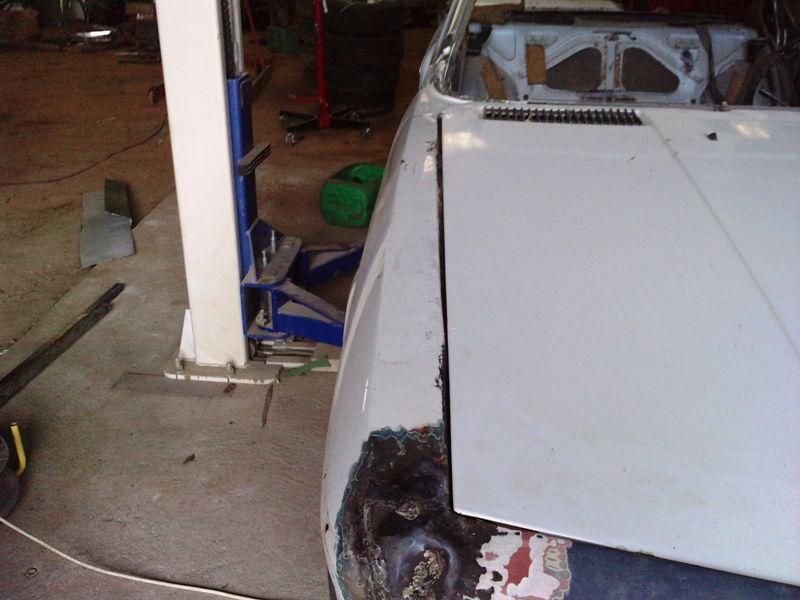 Bmw E9 restauration  P1409113