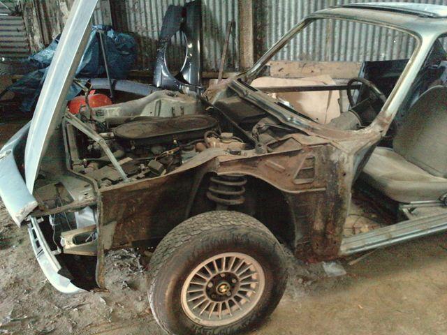Bmw E9 restauration  P2201113