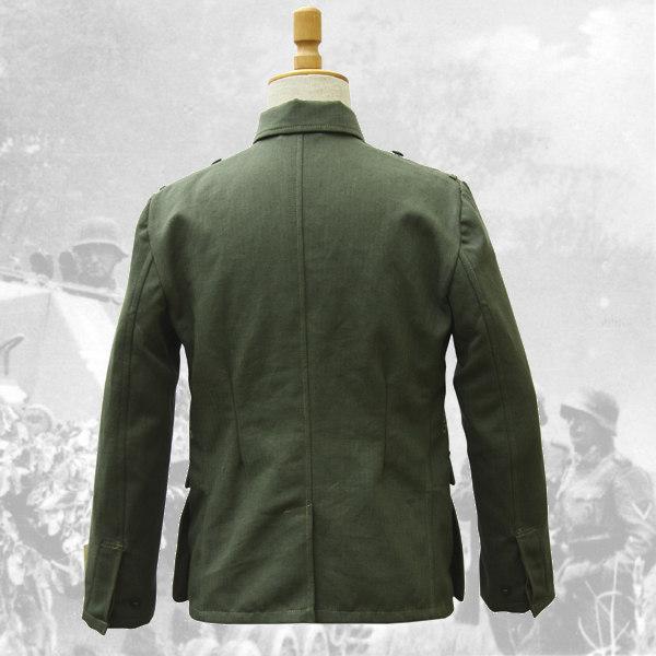 Le tenue Drillich (les treillis allemands) 194010