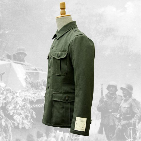 Le tenue Drillich (les treillis allemands) 1940210