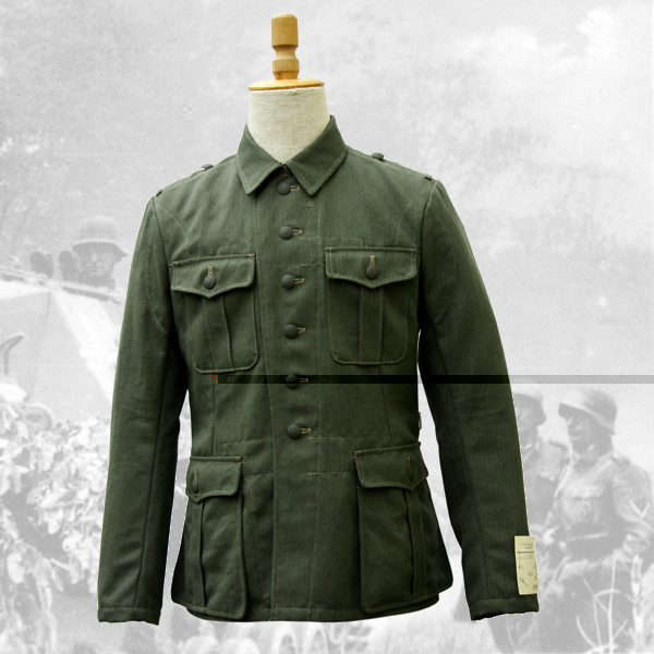 Le tenue Drillich (les treillis allemands) 1940310