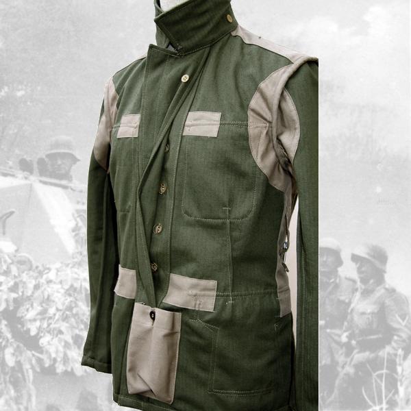 Le tenue Drillich (les treillis allemands) 1940510