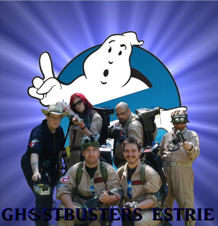 Franchises: GHOSTBUSTERS ESTRIE Gbe10